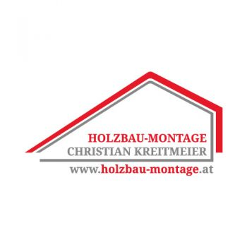 RedKlaxx Logo: Holzbau Kreitmeier