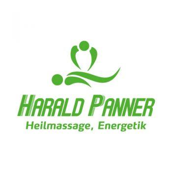 RedKlaxx Logo: Panner Harald - Heilmassage