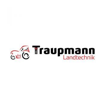RedKlaxx Logo: Traupmann Landtechnik