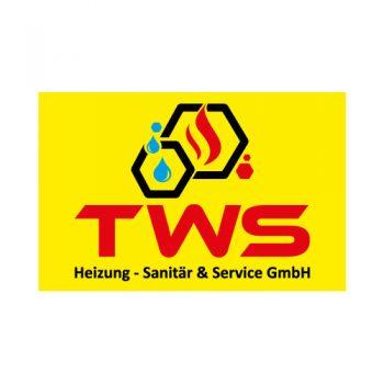 RedKlaxx Logo: TWS Heizung-Sanitär & Service GmbH