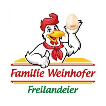 RedKlaxx Logo: Freilandeier Weinhofer