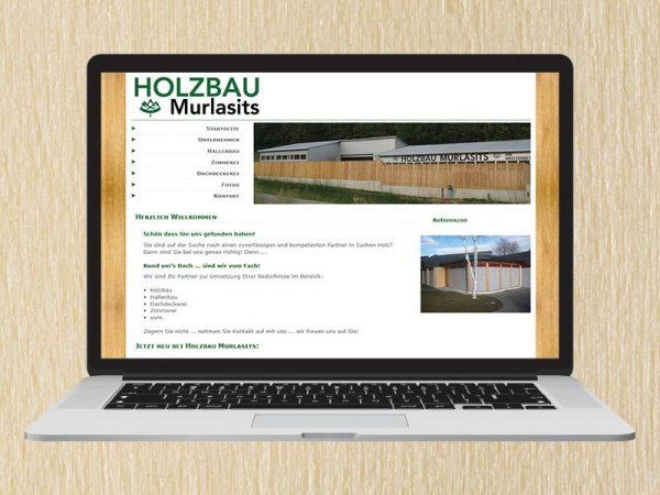 RedKlaxx Webdesign | Holzbau Murlasits | www.holzbau-murlasits.at