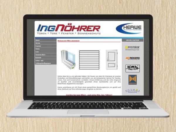 RedKlaxx Webdesign | Ing. Nöhrer | www.noehrer.com