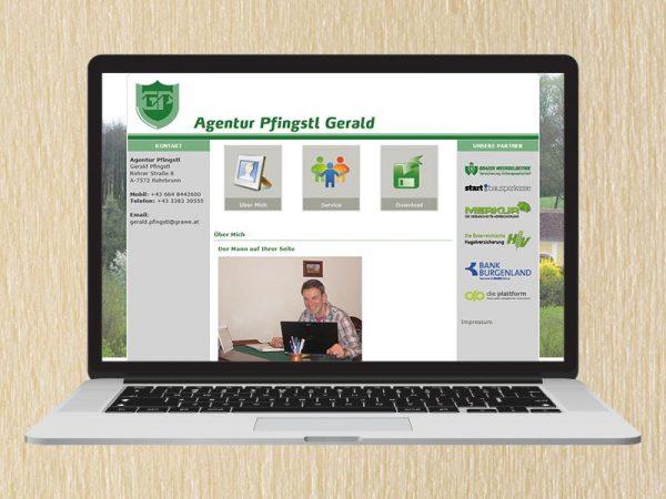 RedKlaxx Webdesign | Agentur Pfingstl | www.agentur-pfingstl.at