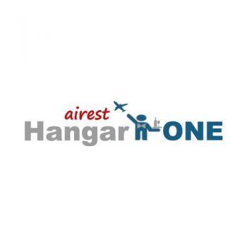 RedKlaxx Logo: Hangar One