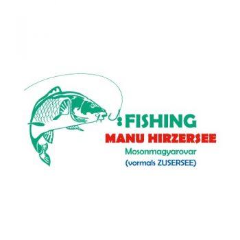 RedKlaxx Logo: Fishing Manu Hirzersee