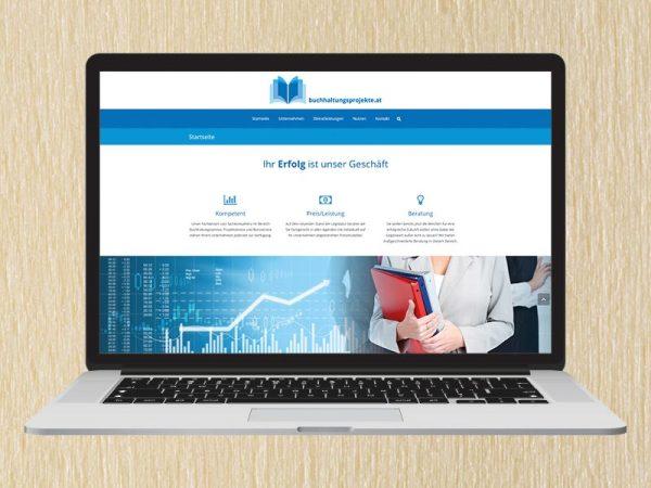 RedKlaxx Webdesign | Buchhaltungsprojekte Braun Sandra | www.buchhaltungsprojekte.at