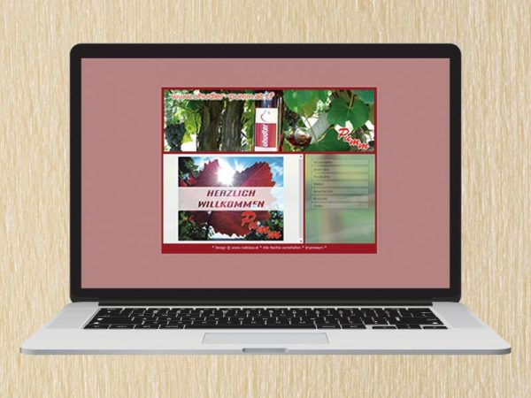 RedKlaxx Webdesign | Uhudler Pumm Inge | www.uhudler-pumm.at